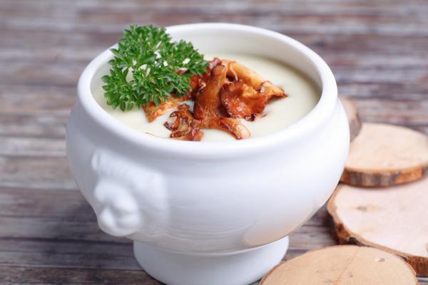 грибной суп рецепт из замороженных грибов классический