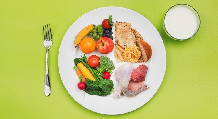 правильное питания для похудения живота
