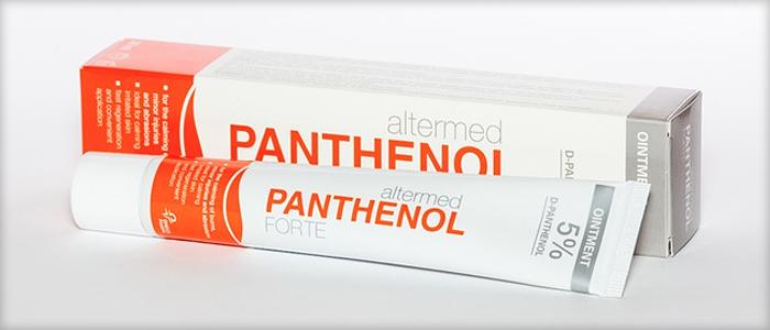 Пантенол крем инструкция