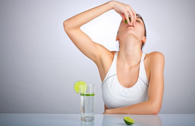 Настойка для похудения лимон огурец