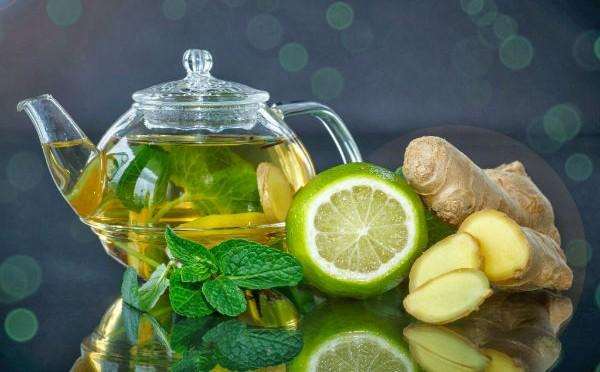 лимон и имбирь для похудения рецепт